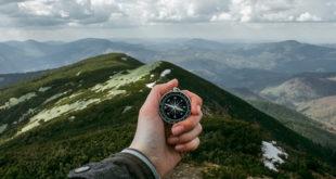 Kompas je obavezan za orijentiring, kao poseban uređaj ili na mobilnom telefonu