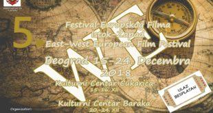 "5. Filmski festival ""Istok-Zapad"""