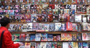 Izbor je veliki - stripovi, za lepši dan