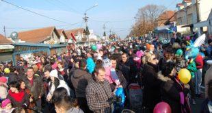 Ulica otvorenog srca u Borči