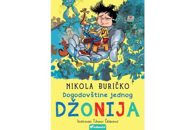 Vulkan: Nikola Đuričko - Dogodovštine jednog Džonija