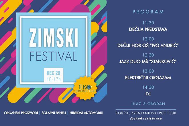 Zimski festival u Borči
