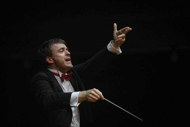Beogradska filharmonija i Gabrijel Felc (foto: Marko Đoković)