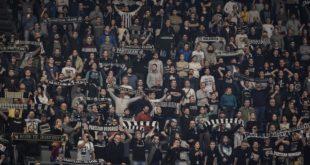 Evrokup, Top 16: Partizan - Monako (foto: KK Partizan / Dragana Stjepanović)