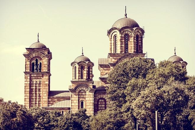 Gradska opština Palilula: Tašmajdan i Crkva Svetog Marka