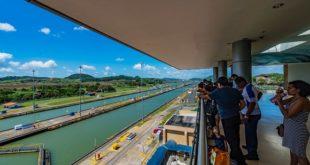 Panama: Panamski kanal (foto: Bojan Aleksić)