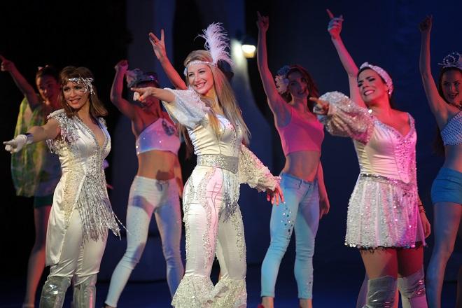 Pozorište na Terazijama: Mamma Mia!