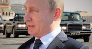 Putin u Beogradu 17. januara 2019.