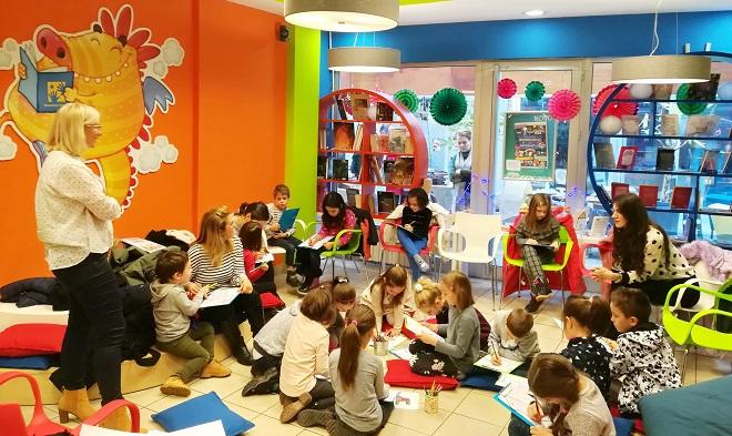 """Kreativni centar: Radionica """"S decom oko sveta"""""""