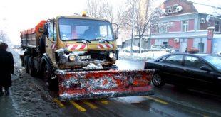 Sneg u Beogradu do subote
