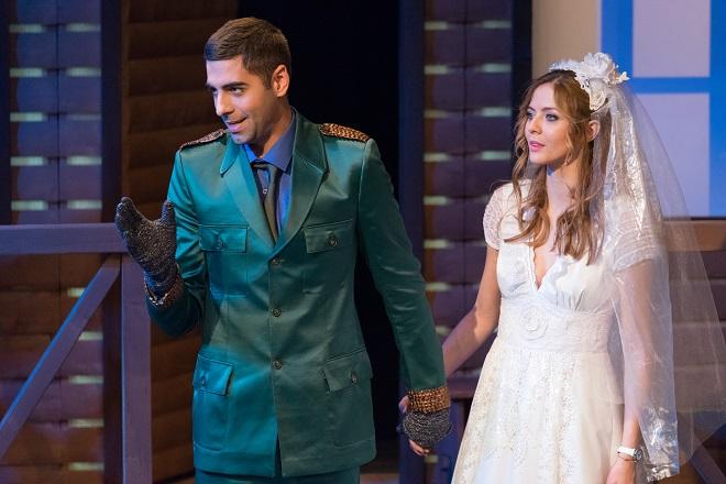 U Zvezdara teatru: Hipnoza jedne ljubavi (foto: Nikola Vukelić)