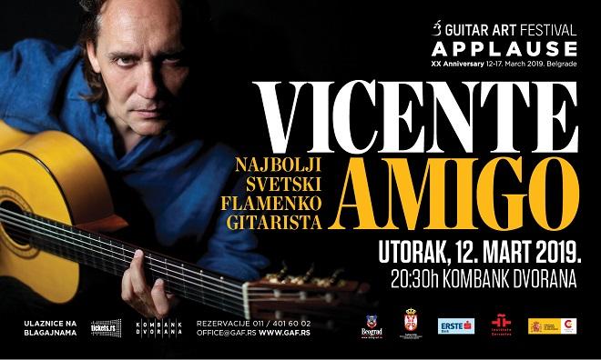 20. Guitar Art Festival: Visente Amigo