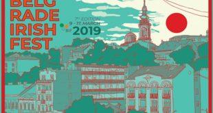 Beogradski irski festival 2019