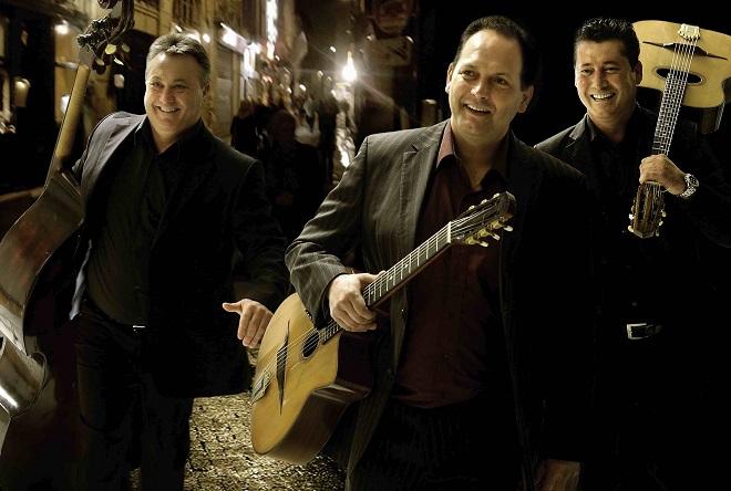 20. Guitar Art Festival: Rosenberg Trio (foto: Peter van Hout)