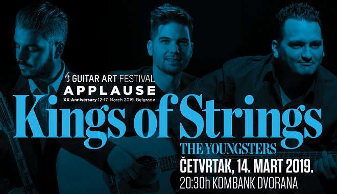 Kings of Strings The Youngsters