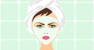 Lice možete masirati i sami
