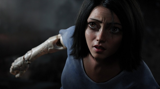 Novi filmovi u bioskopima (7. februar 2019): Alita: Borbeni anđeo
