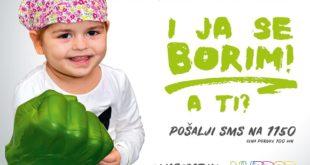 NURDOR: Svetski dan dece obolele od raka - I JA SE BORIM