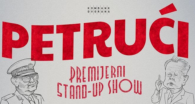"""Branislav Petrušević Petrući: Stand up show """"Svremeplov"""""""