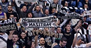 ABA liga: Partizan - Crvena zvezda (foto: KK Partizan / Dragana Stjepanović)