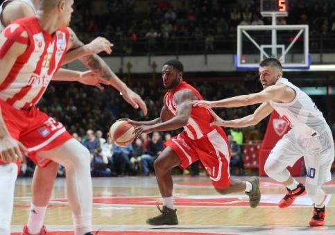 ABA liga: Polufinale plej ofa (foto: KK Crvena zvezda)