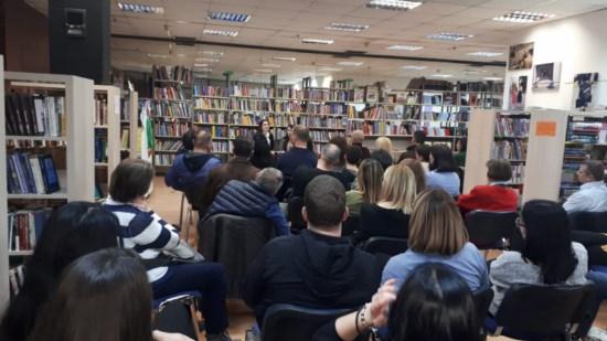 """Biblioteka """"Vladan Desnica"""": predavanje i književno veče"""