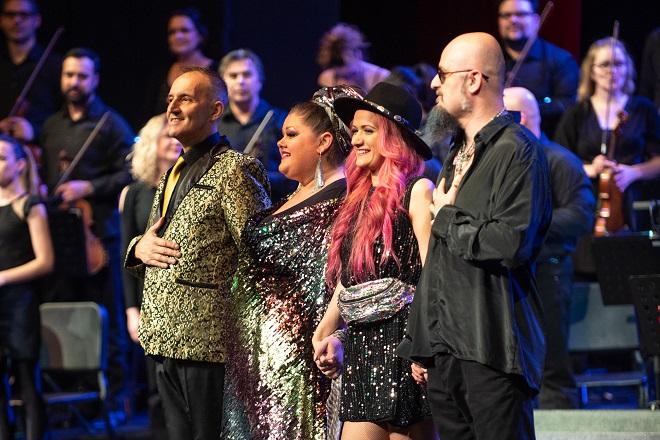 Disco opera: Sashka Janx, Bojana Stamenov i drugi