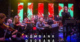 Kombank dvorana: Beogradsko proleće - Simfonija Smak