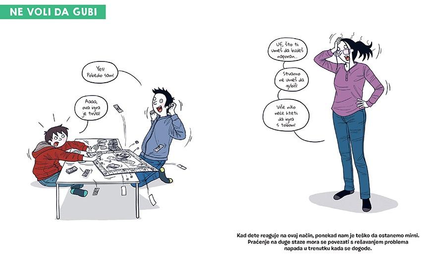 Kreativni centar: An-Kler Klajndinst i Linda Koraca - Ilustrovani ključ za dečje krize