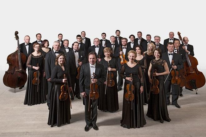 Litvanski kamerni orkestar (foto: Dmitrijus Matvejevas)