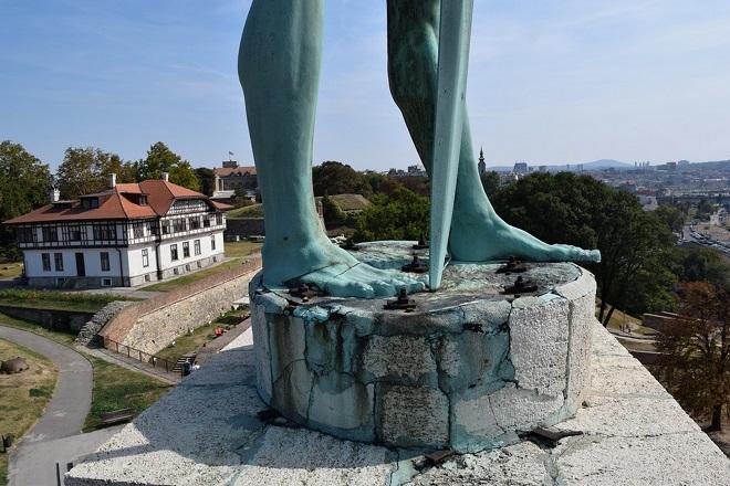 """Spomenik """"Pobednik"""": Uskoro rekonstrukcija i restauracija"""