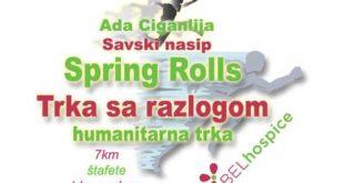 5. humanitarna Spring Rolls - Trka sa razlogom