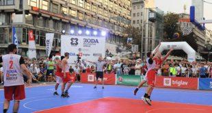 3x3 Roda prvenstvo Srbije (foto: Nebojša Paraušić / KSS)