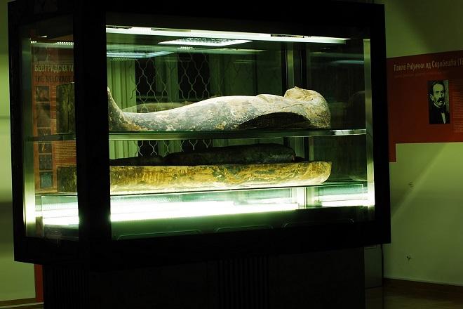 """""""Beogradska mumija"""" u Narodnom muzeju"""