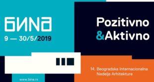 BINA 2019 - 14. Beogradska internacionalna nedelja arhitekture