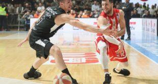 ABA liga - polufinale, majstorica: Crvena zvezda - Partizan (foto: KK CZ)