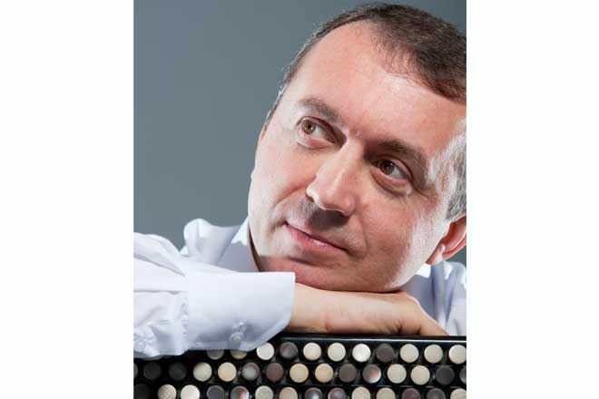 XI Dani harmonike: Jurij Šiškin
