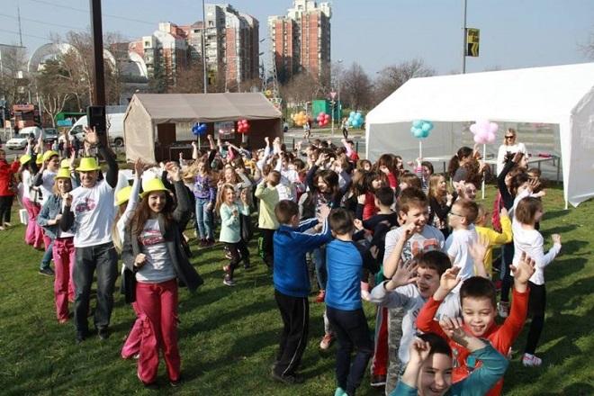 Dečji uskršnji bazar