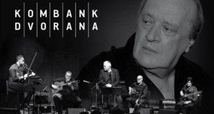 """Koncert """"Zoran peva Arsena"""" u Kombank dvorani"""