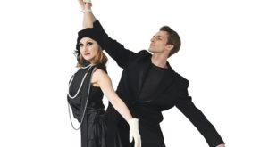 """Baletski performans """"La Vie Parisenne"""""""