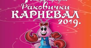 Rakovički karneval 2019