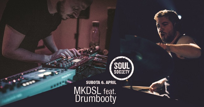 Soul Society - MKDSL feat. Drumbooty
