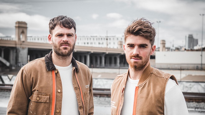Exit 2019: The Chainsmokers