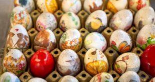Uskrs na beogradskim pijacama: šarena jaja za dž i Uskršnji karavan