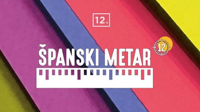12. Španski metar