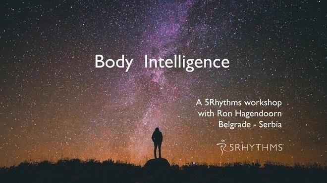 5 ritmova sa Ronom Hagendornom: Inteligencija tela