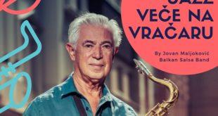 70-te na Vračaru: Jovan Maljoković Balkan Salsa Band