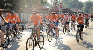 Beograd Velograd: Orange Bike Ride - Biciklom protiv gužve u saobraćaju