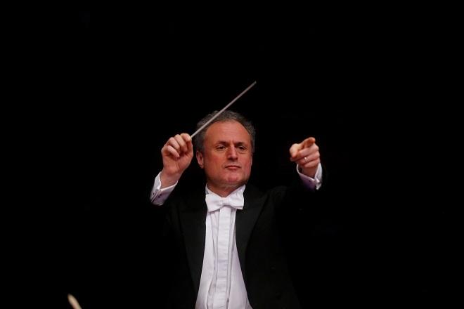 Beogradska filharmonija: Fabris Bolon (foto: Marko Đoković)
