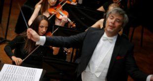 Beogradska filharmonija i Danijel Rajskin (foto: Marko Đoković)